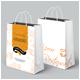 Restaurant Hand Bag Design Template - GraphicRiver Item for Sale