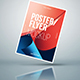 A4 Flyer / Poster Mockup - GraphicRiver Item for Sale