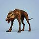 Fantasy Monster Dog - 3DOcean Item for Sale