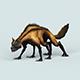 Monster Hyena - 3DOcean Item for Sale