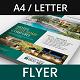 Hotel Promotional Flyer - GraphicRiver Item for Sale