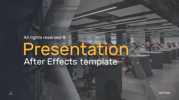 Business Presentation - Company Presentation