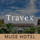 Travex _ Hotel and Resort Muse Template - ThemeForest Item for Sale