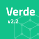 Verde - Minimal Coming Soon Template - ThemeForest Item for Sale