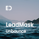 LeadMask - Services Unbounce Landing Page Template - ThemeForest Item for Sale