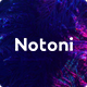 Notoni | Email Newsletter - ThemeForest Item for Sale