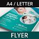 Dental Clinic Promotional Flyer - GraphicRiver Item for Sale
