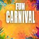 Brazil Carnival Fun Party