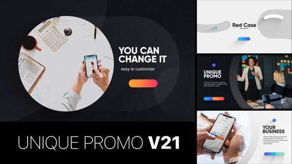 Unique Promo v21   Corporate Presentation