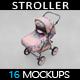 Stroller Mockup - GraphicRiver Item for Sale