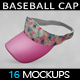 Baseball Cap Mockup - GraphicRiver Item for Sale