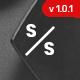 Siemon & Salazar - Clean, Minimal eCommerce PSD Template - ThemeForest Item for Sale