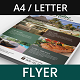 Hotel and Resort Flyer - GraphicRiver Item for Sale