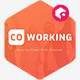 Coworking - Professional Powerpoint Template - GraphicRiver Item for Sale