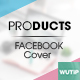 10 Facebook Cover-Products-Vol 02 - GraphicRiver Item for Sale