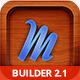 Melbourne Email-Template + Online Builder