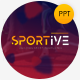 Sportive Presentation Template - GraphicRiver Item for Sale