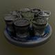 Bucket Pack 1 - 3DOcean Item for Sale