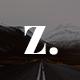 Zenon - Portfolio Template - ThemeForest Item for Sale
