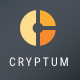 Cryptum - Luxurious Cryptocurrency Material Design Admin Dashboard - ThemeForest Item for Sale