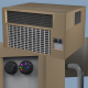 AC-Unit Object 3d model - 3DOcean Item for Sale