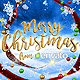 Christmas Magic Ribbons - VideoHive Item for Sale