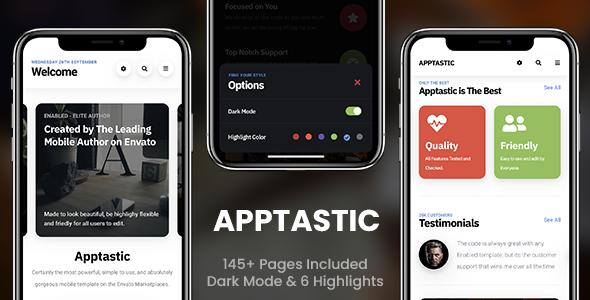 Apptastic Mobile 4