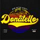 Donatello - new retro script - GraphicRiver Item for Sale