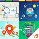 Digital Agency Promotion - Flat Design Concepts - VideoHive Item for Sale