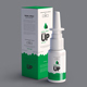 Nasal Spray Mock Up - GraphicRiver Item for Sale