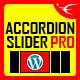 Accordion Slider PRO - Responsive Image And Video WordPress Plugin - CodeCanyon Item for Sale