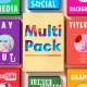 MultiPack - VideoHive Item for Sale