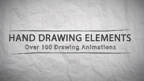 Hand Drawing Elements