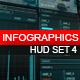 Infographics HUD smart graphics - VideoHive Item for Sale