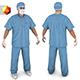 Doctor - 3DOcean Item for Sale