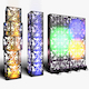 Stage Decor 06 Modular Wall Column - 3DOcean Item for Sale