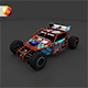 Game Car - 3DOcean Item for Sale