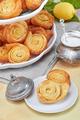 Italian Pinwheel Orange Pastries - PhotoDune Item for Sale