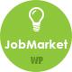 JobMarket - Job Multipurpose WordPress Theme - ThemeForest Item for Sale