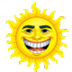 Set of Cartoon Sun Characters - GraphicRiver Item for Sale