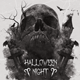 Halloween Skull Flyer Promotional Item - GraphicRiver Item for Sale