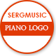 Gentle Piano Logo - AudioJungle Item for Sale