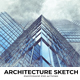 Architecture Sketch Photoshop PSD Action Template - GraphicRiver Item for Sale