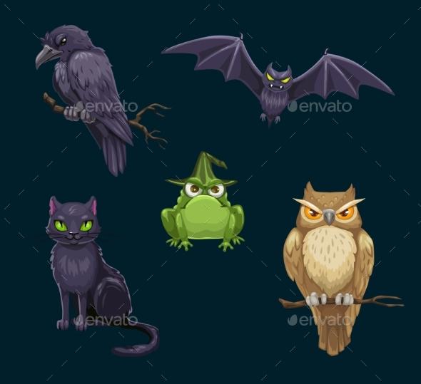 Halloween Animals