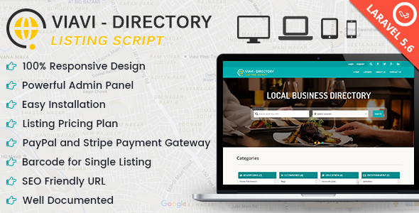Viavi - Directory Listing Script Download