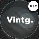 Vintg Real Estate Keynote Template - GraphicRiver Item for Sale