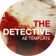 The Detective Title - VideoHive Item for Sale