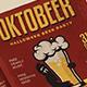 Oktober Halloween Flyer - GraphicRiver Item for Sale