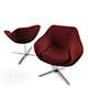 Chair Bloom Kimball - 3DOcean Item for Sale