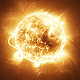 Sun Orbit in Space - VideoHive Item for Sale
